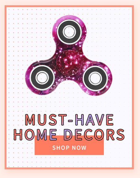 Must-have Home Decors