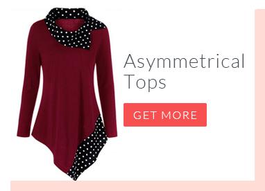 Asymmetrical Tops