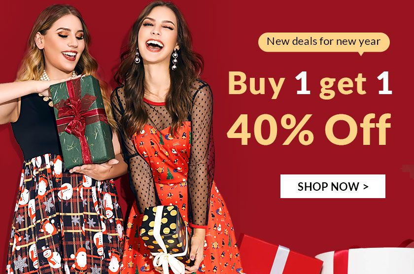 Dresslily Store Homepage