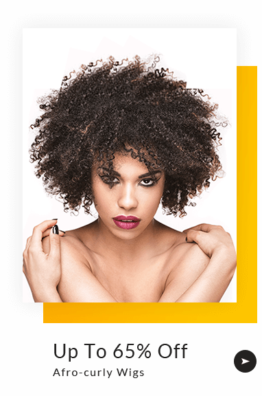 Afro-curly Wigs