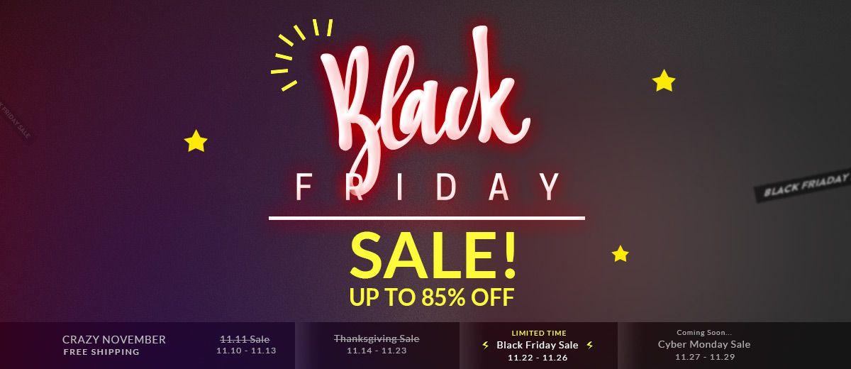 BlackFriday Sale